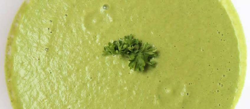 Sopa vegetales raw