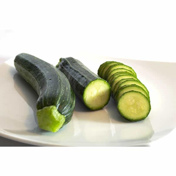 Calabacin verde organico