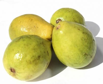 Guayaba orgánica