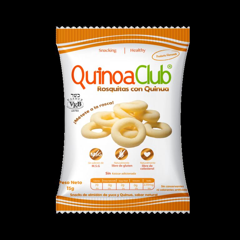 rosquitas de quinoa