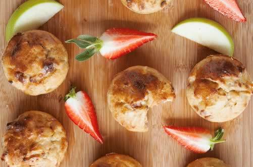muffins para niños en casa