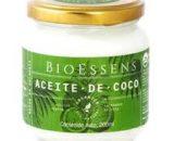 Aceite de coco organico certificado