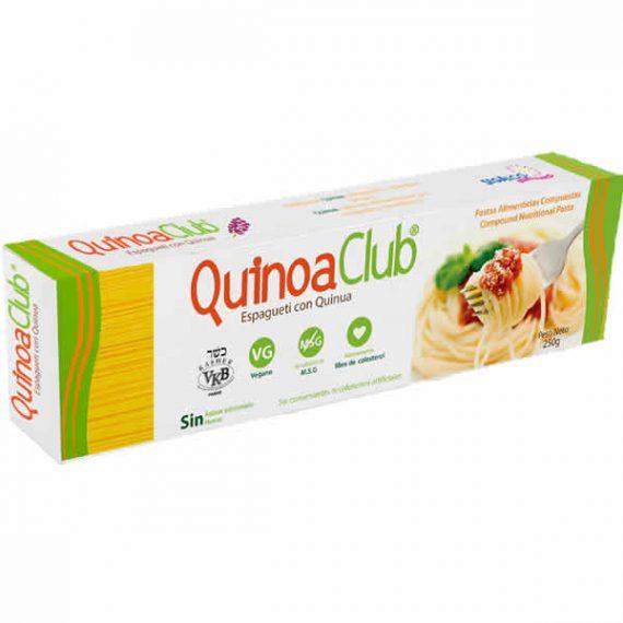Pasta de quinoa vegana tipo espagueti 250g