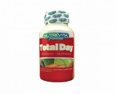 Multivitaminico total day 60 tab