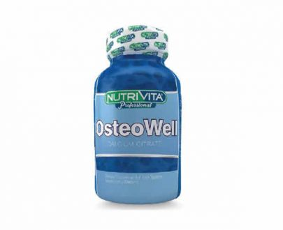 Calcio Vitamina D Osteowell nutrivita 120 tab.