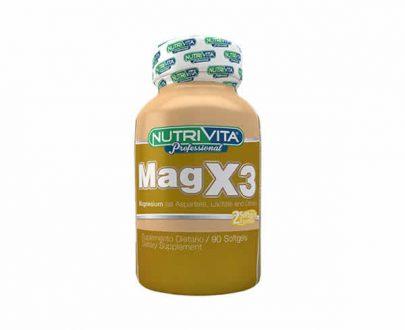 Magnesio minerales Mag x3
