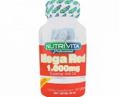 Aceite de krill 30 capsulas omega 3 de origen vegertal