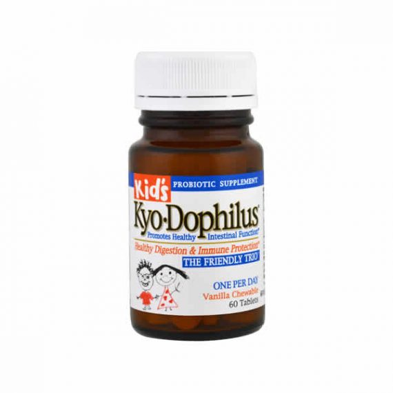 Probióticos Kyodophilus niños