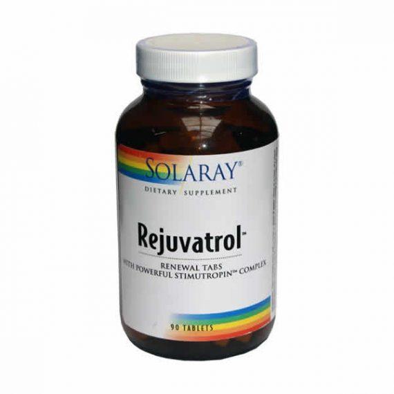 Revitalizante Rejuvatrol 90 tab.