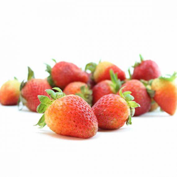 Fresa orgánica