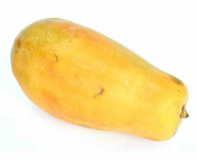 Papaya orgánica