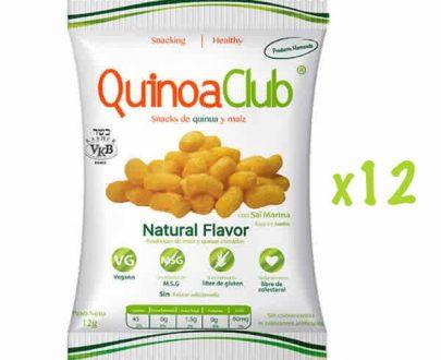 chitos de quinoa