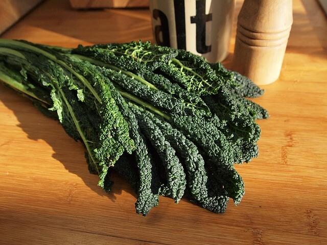 6 Beneficios del kale o col rizada que no conocías