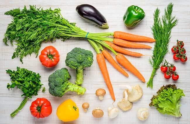 Como conservar verduras y hortalizas por más tiempo
