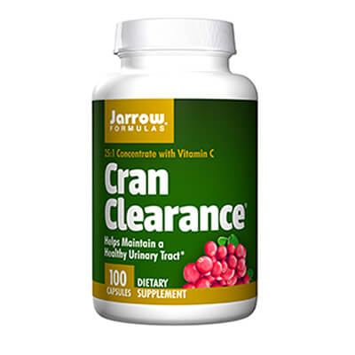 Cran Clearance Jarrow 100 cap