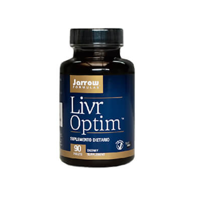 Livr optimum Jarrow 90 tab