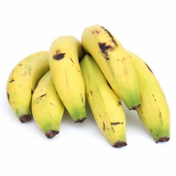Banano común orgánico