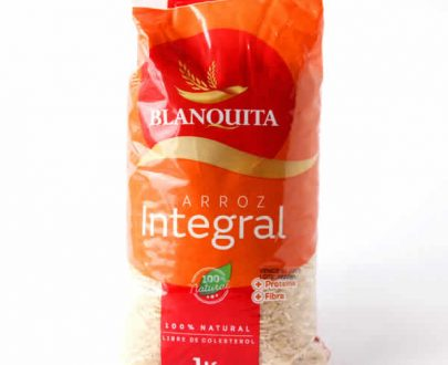 Arroz integral Blanquita