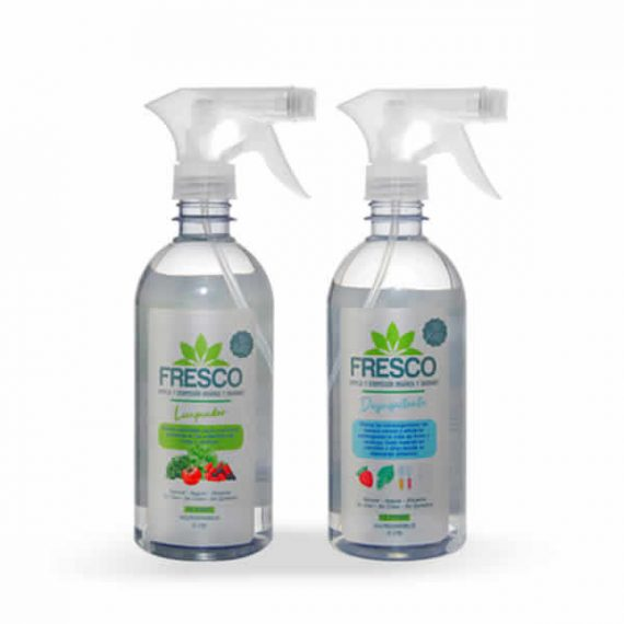 Limpiador y desinfectante Fresco 500ml