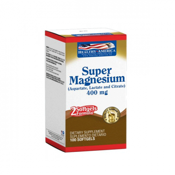 Super Magnesium Healthy